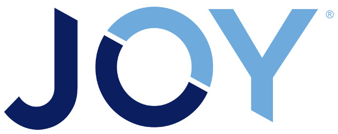 Joy Logo Azul